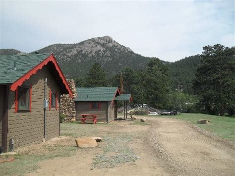 Tiny Town Cottages Estes Park Cabins And Grounds