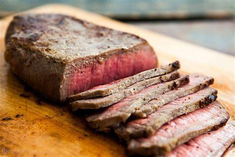 pan fried london broil steak recipe simplyrecipes com