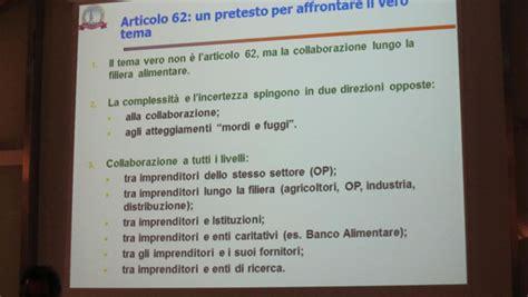contratto alimentare livelli articolo 62 analisi ed approfondimenti al centro dell