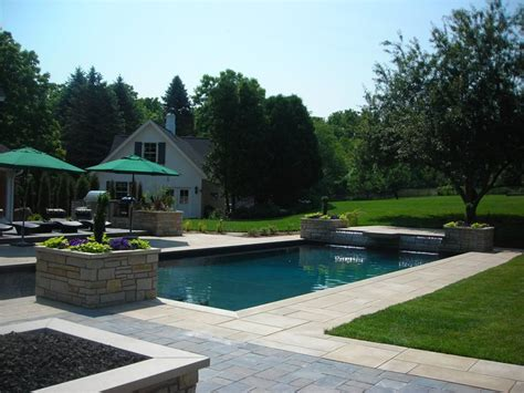 backyard landscaping grand rapids mi photo gallery