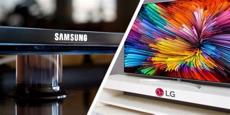Samsung Vs Lg Tv by 2017 Samsung Vs Lg Tvs Which Is Best Which News