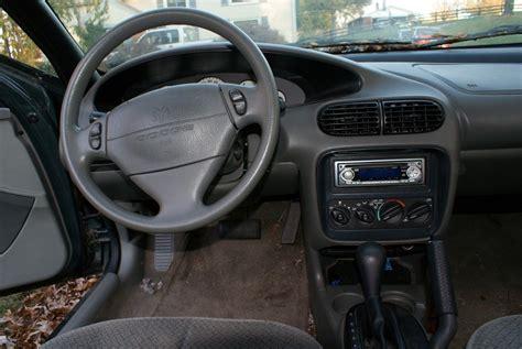 motor repair manual 1996 dodge stratus lane departure warning 2000 dodge stratus information and photos zombiedrive