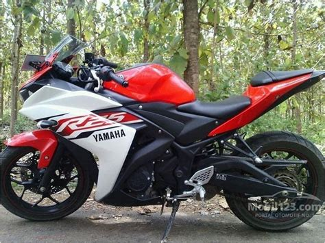 2014 Yamaha Yzf R25 jual motor yamaha yzf r25 2014 250 manual 0 3 di jawa