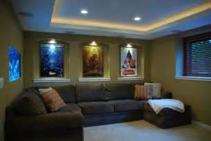 Small Apartment Home Theater Small Home Theater Contemporary Media Room