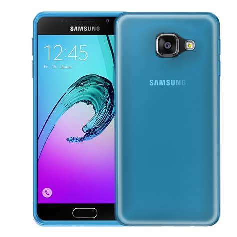 Samsung Galaxy A3 2016 Soft Hybrid Clear Casing Bumper Transparan handy h 252 lle samsung galaxy a5 a510 2016 cover schutz tasche silikon ebay