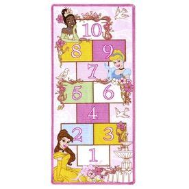Disney Princess Hopscotch Rug - disney princess hopscotch rug 19 98 caitlins room