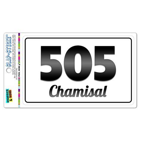 Area Code 505 Lookup Area Code B W Window Laminated Sticker 505 New Mexico Nm Abiquiu Claunch Ebay
