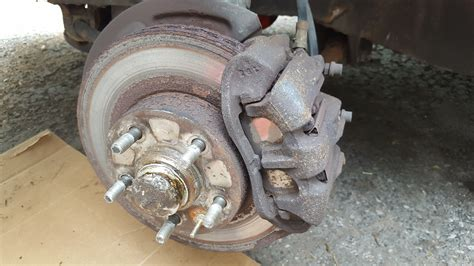 volvo  bendix brake caliper removal volvo forums volvo enthusiasts forum