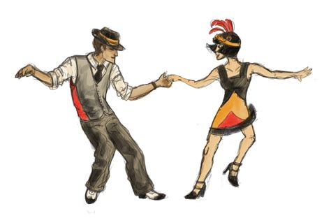 swing out lindy hop lindy illustrations and artwork page 1 yehoodi