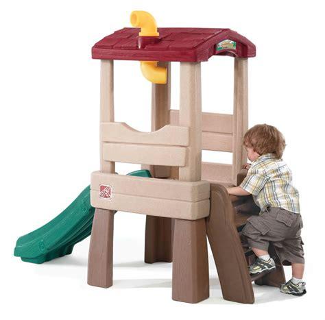 kinder kletterturm step  baumhaus spielhaus aus