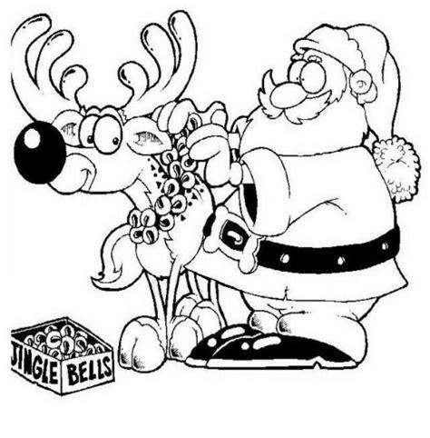 imagenes navideñas para colorear de papa noel papa noel para colorear