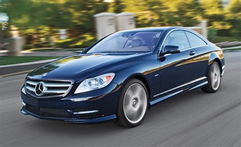 Mercedes Cl 550 by 2011 Mercedes Cl550 4matic Road Test Review