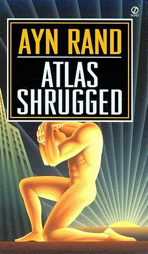 for now books current book atlas shrugged ayn rand beneath the page