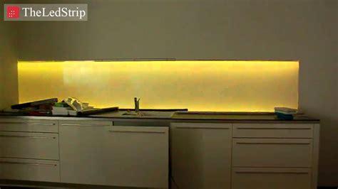 led strip lights kitchen led strip rgb ribbon for kitchen light youtube