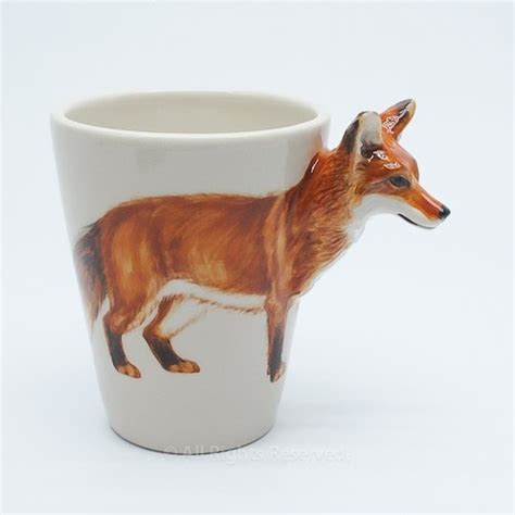 fox mug fox mug geekery pinterest