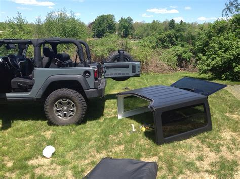 can you take a hardtop a jeep anyone who says you can t take a jk hardtop by