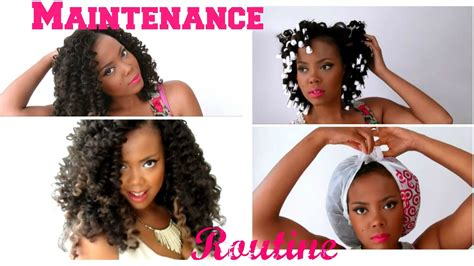 maintaining human hair crotchet braids how to maintain curly luscious crochet braids w