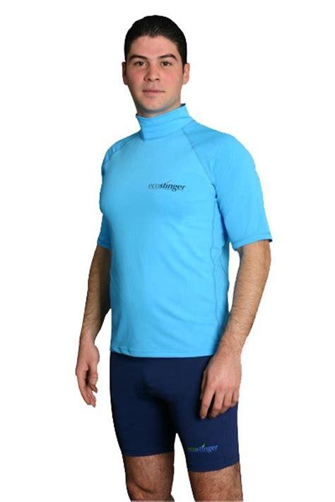 mens uv sun protection swimwear clothing rash guards