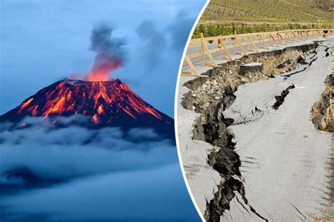earthquake volcano european seismic activity earthquakes and volcanic