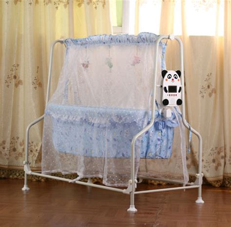 baby electric swing bed blue electric baby swing bed from shenzhen beixue baby