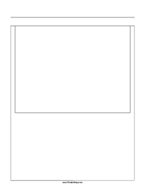 printable paper net storyboard printable storyboard with 1x1 grid of 4 3 full screen