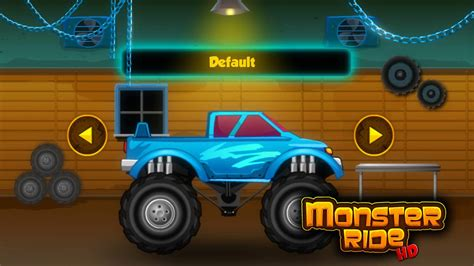 free games monster ride hd free games android apps on google play