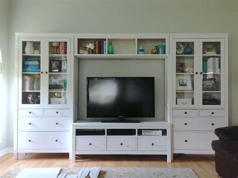 ikea media center hack ikea hemnes entertainment center like this but need