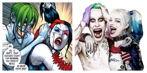 imagenes de joker y harley harley quinn la historia de una mujer abusada por el