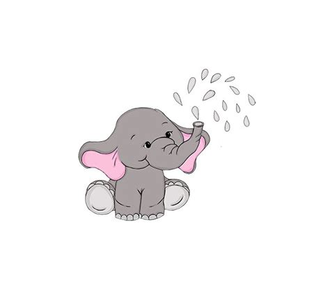 baby shower elephant clip elephant clipart for clipart panda free clipart