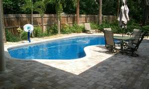 Backyard Pool Landscaping Ideas Pictures Small Backyard Ideas With Pool Landscaping Gardening Ideas