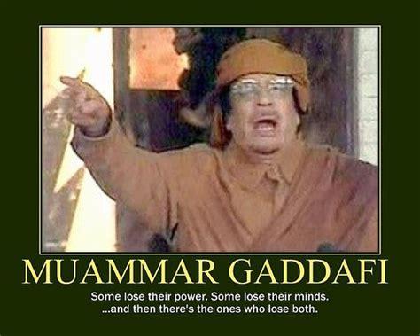 Gaddafi Meme - nuclear meltdown sara ndipity
