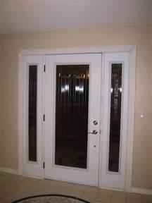 front door 2 almost installed exterior replacement door