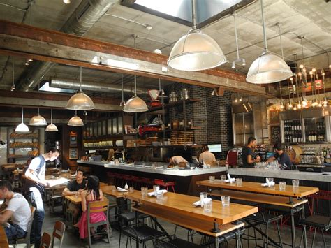Home Design Blog Toronto Entertainment District S Trendy New Eatery Gusto On