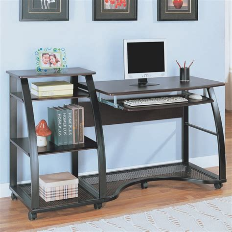 grey desk with hutch computer desk with printer stand computer desk with