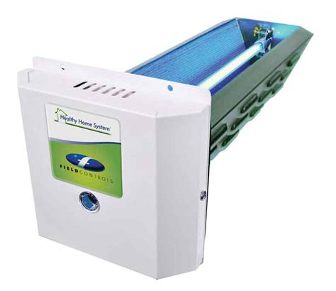 field controls duo 2000 air purification system