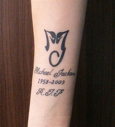 future tattoo quiz mj tattoos hope to have one in the future michael