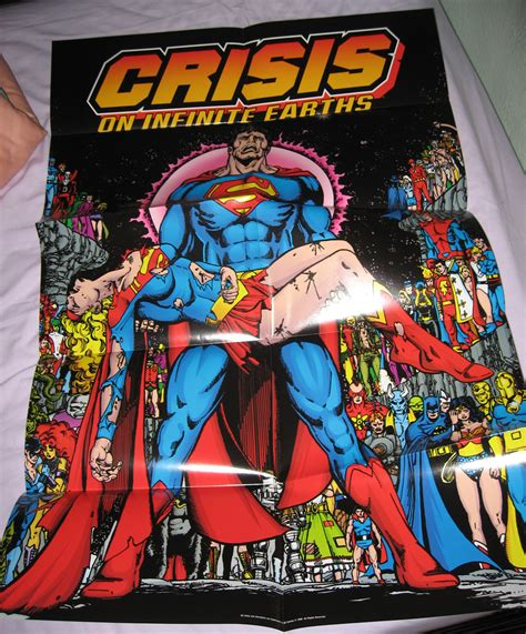 crisis on infinite earths crisis on infinite earths