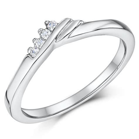 4 Engagement Ring by Cobalt Engagement 4 Set Ring Cobalt Rings At Elma