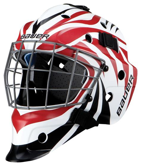 goalie helmet design ideas bauer nme 5 designs hockey goalie mask sr goalie masks