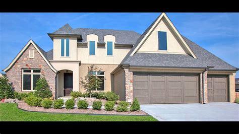 Custom Home by Custom Home Builders Mccollough Homes Tulsa Okc