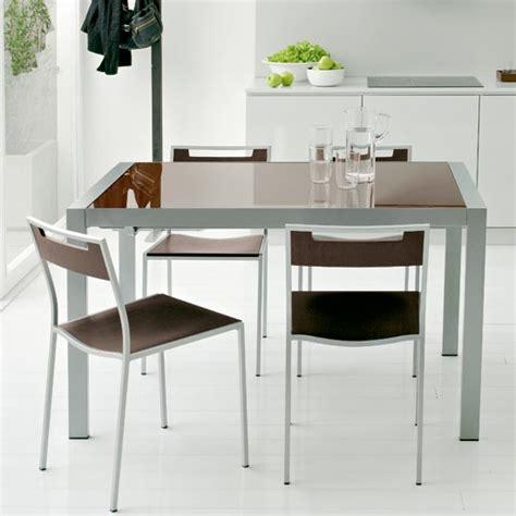 Modern Kitchen Table by Tavolo Da Cucina Allungabile Mission Domitalia