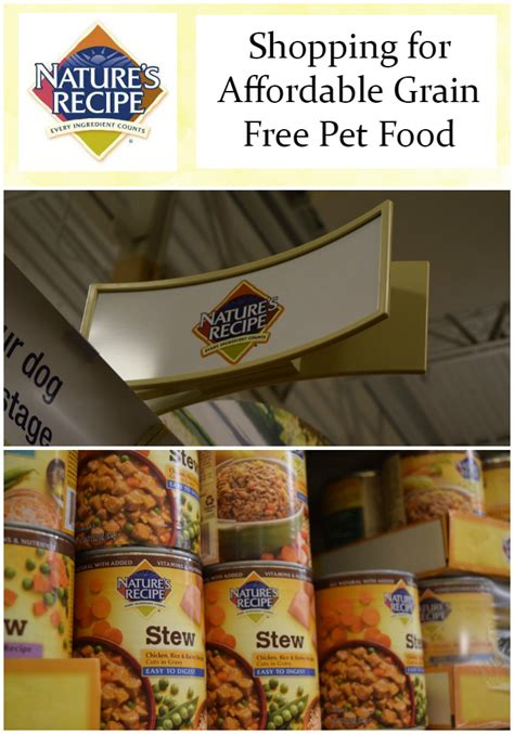 petsmart grain free food affordable naturesrecipe grain free pet food some pets
