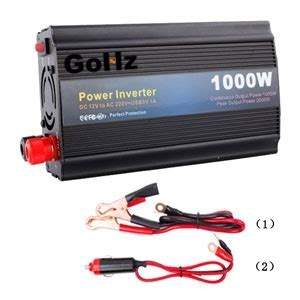 Power 1000 Watt 1000 watt car power inverter for laptop xbox 360 gohz