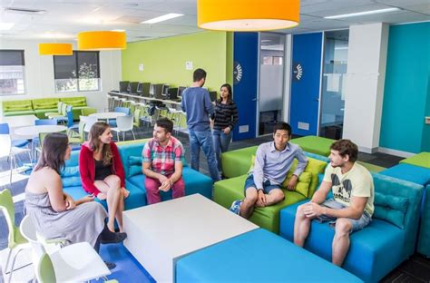 Mba Common Room Msb by Ability Melbourne Iec Abroad