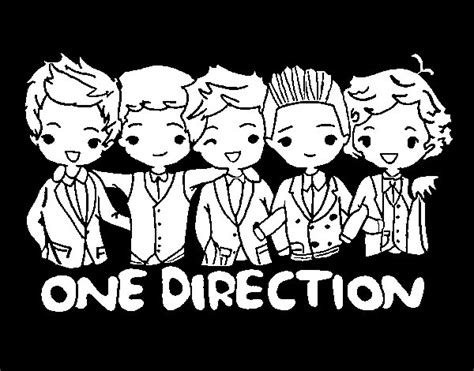 coloring pages for one direction one direction coloring page coloringcrew com