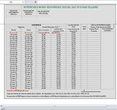 liquidacion prestaciones 2016 colombia tabla de liquidacion de prestaciones sociales 2011 colombia