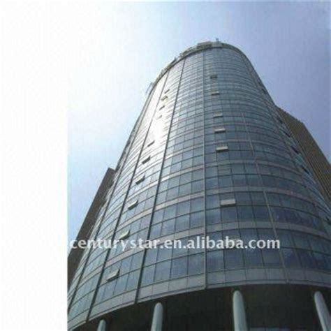 unitized curtain wall manufacturers unitized spider glass curtain wall facade system global