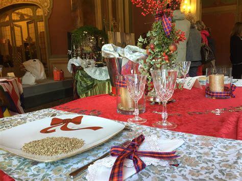 tavole imbandite per natale a tavola per capodanno il concorso di varese alzheimer