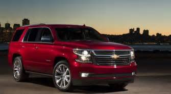 Chevrolet Tahoe Denali 2017 Chevrolet Tahoe Car Wallpaper