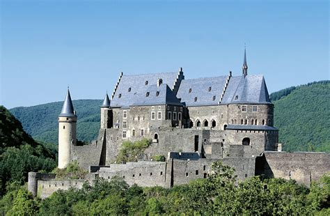 historical castles 5 historic castles in luxembourg photos architectural digest